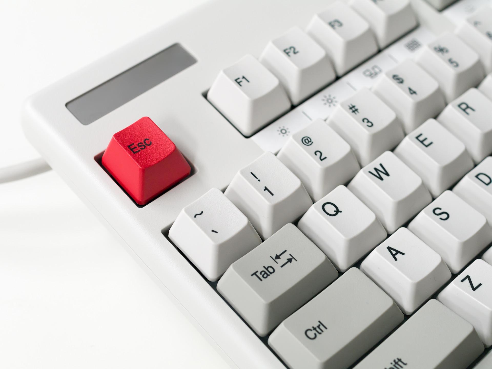 ファンクションキーを利用して作業効率を高めよう(F1~F5編)
