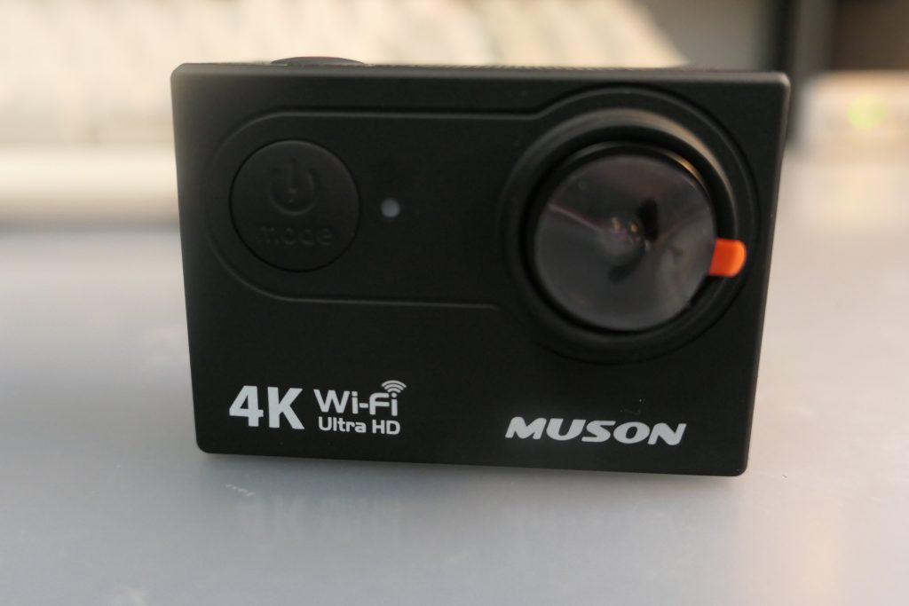 Amazonでも常にトップセールスのアクションカメラ「MUSON(ムソン)MC2 Pro1」。    1万円以下で購入できるアクションカメラの中でも、特におすすめの機種です!